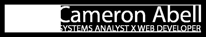 Cameron Abell Logo